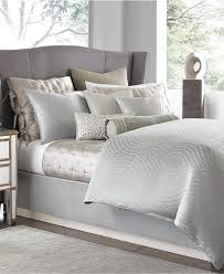 Macys Bed Frames by Hotel Collection Finest Silver Leaf Bedding Collection Created