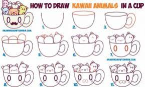 Cute And Easy Drawings Of Coffee Beautiful Drawing At Getdrawings