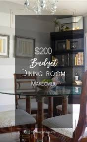 Give Your Dining Room A Makeover On Budget Decorate Fabulous
