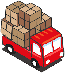 Red Delivery Truck - #GolfClub Truck Clipart Distribution Truck Pencil And In Color Ups Clipart At Getdrawingscom Free For Personal Use A Vintage By Vector Toons Delivery Drawing Use Rhgetdrawingscom Concrete Clip Art Nrhcilpartnet Moving Black And White All About Drivers Love Itrhdrivemywaycom Is This 212795 Illustration Patrimonio Viewing Gallery Vintage Delivery Frames Illustrations