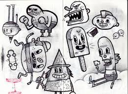 Why I Doodle By Rik Catlow