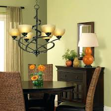 Chandelier Ideas Dining Room Transitional Style Diy
