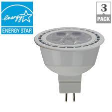 ecosmart 50w equivalent bright white 12 volt mr16 dimmable cec led