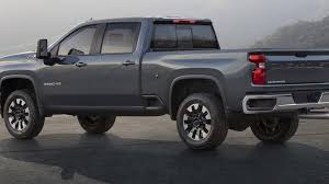 100 Chey Trucks 2020 Chevrolet Silverado Heavy Duty Is Ready To Get To Work