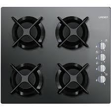 plaque cuisine gaz table de cuisson mixte gaz et induction cool table cuisson mixte