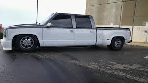 1999 Chevy Short Bed 2WD Dually | Custom Trucks For Sale | Pinterest ...