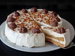 karamell sahne torte