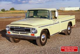 1968 1200C 3/4 Ton • Old International Truck Parts