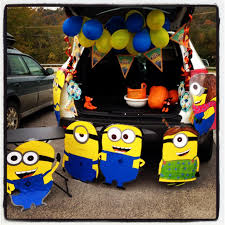 Trunk Decorating Ideas Awesome I Recycled Our Minion Party ... Here Are 10 Fun Ways To Decorate Your Trunk For Urchs Trunk Or Treat Ideas Halloween From The Dating Divas Day Of The Dead Unkortreat Lynlees Over 200 Decorating Your Vehicle A Or Event Decorations Designdiary Any Size 27 Clever Tip Junkie 18 Car Make It And Love Popsugar Family Treat Halloween Candy Cars Thornton