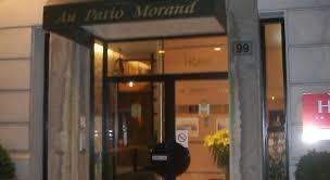 inter hotel au patio morand inter hotel au patio morand 2 hotel aud 102 parc de la