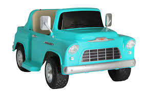 1956 CHEVY PICK UP TRUCK 12Volt Battery-operated Ride-on - Autumn ... 1965 C10 Pickup Truck Fast N Loud Discovery Vintage Chevy Searcy Ar 1950 Chevy Pickup Rear Bumper Photo 5 1957 Chevrolet Lane Classic Cars 2017 Trucks For Sale Kool Its A Truck Shdown At The Detroit Auto Show The Verge Perfect Project 1932 Pressroom United States Images 2018 Silverado 1500 Rsheys 1953 Hersheys Store 1955 Custom Restomod Ls1 V8 For Sale Youtube Used Amazing Wallpapers