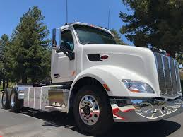 100 Peterbilt Trucks Pictures Driving An Electric 579 Truck News