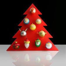 Christmas Tree Name Baubles by Infant Jesus Christmas Bauble By A Di Alessi
