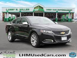 100 Premier Cars And Trucks PreOwned 2017 Chevrolet Impala 4dr Car In Sandy S5340
