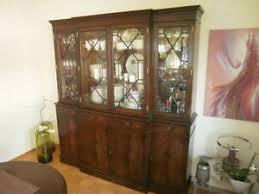 englisches möbel stilmöbel wohnzimmer set mahagoni ebay
