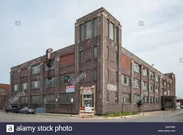 100 Fmd Casa Industrial Building In The Clearing Neighborhood Stock Photo
