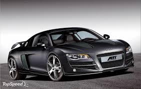 Audi Luxury Sports Car