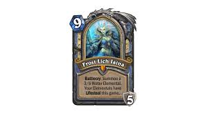 Good Hearthstone Decks For Beginners by The Best Knights Of The Frozen Throne Kft Legendary Cards