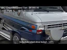 1987 Chevrolet Chevy Van 20 Conversion For Sale In