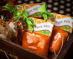 Pumpkin Spice Jello Playdough by Playdough Favor With Free Printable Perfect For Fall Or Halloween