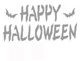 Elmo Halloween Pumpkin Stencils by Printable Happy Halloween Stencil