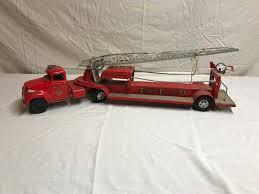 Adam's Northwest Estate Sales & Auctions - Lot # 1 - Awesome Vintage ... Hook And Ladder Fire Truck In Annapolis Md Stock Photo 81389666 Red And Ladder Fire Truck Hose Connecte For Service Lynbrook Department Laurel To Get New 1951 Crosley S681 Houston 2017 Vintage Kids Ride On Babystyle Classic Tonka 1947 American Lafrance This 700 S Flickr Cartoon Scarves By Scott Hayes Redbubble Editorial Rescue Co 1 Firemans Block Party Parade 8417