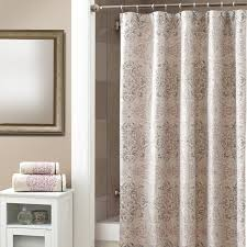 Tension Curtain Rods Kohls by Bathroom Shower Curtain Ideas Kohls Shower Curtains Half
