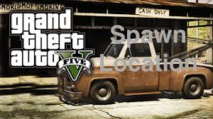 GTA 5: Tow Truck Spawn Location!! (PS4,XBOX ONE,PS3,XBOX 360 ... Grand Theft Auto 5 Gta V Cheats Codes Cheat Ford F150 Ext Off Road 2007 For San Andreas Cell Phone Introduction Grand Theft Auto 13 Of The Best To Get Your Rampage On Stock Car Races And Cheval Marshall Unlock Location Vehicle Mods Dodge Gta5modscom Tutorial How Get A Rat Rod Truck Rare Vehicle Youtube Ps4 Central Tow Truck Spawn Ps4xbox Oneps3xbox 360