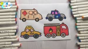 Police Car | Fire Truck | Ambulance | Coloring Book | Learn Colors ... Hurry Drive The Fire Truck Car Songs Pinkfong For Song Children Nursery Rhymes With Blippi Youtube Jamaroo Kids Childrens Storytime Learn Vehicles School Bus Police Train Toys Trucks Fire Truck Song Monster Truck For Compilation The Garbage By Explores Video Engine Educational Videos