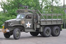100 Ww2 Trucks World War II Truck Donated To First Division Museum Chicago Tribune