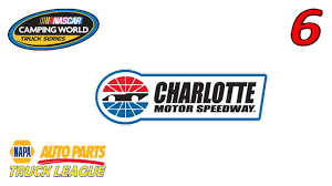 NASCAR Heat 2 NAPA AUTO PARTS TRUCKS LEAGUE - RACE 6 Charlotte (2/7 ...
