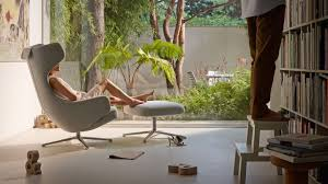 Vitra | Repos & Grand Repos Vitra Eames Lounge Chair Fauteuil De Salon Twill Jean Prouv On Plycom Utility Design Uk Repos Grand And Ottoman Herman Miller Chaise Beau Frais Aanbieding Shop Plaisier Interieur By Charles Ray 1956 Designer How To Identify A Genuine Cherry Wood