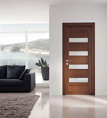 modern interior wood doors from bartels The Ultra Modern Wooden
