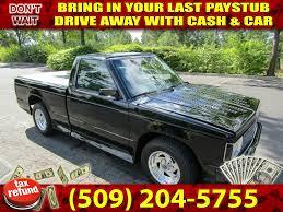 100 Nada Book Value Truck 1982 Chevrolet S10 28L V6 RWD Custom MECUM Pickup RWD 2WD 2dr Standard Cab