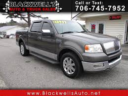 100 Lincoln Pickup Truck For Sale Used 2006 Mark LT For In Blairsville GA 30512
