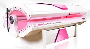 convert a tanning bed to light therapy