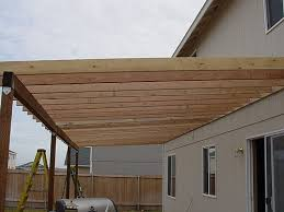 Diy Wood Patio Cover Kits by Alluring Building A Patio Cover With Additional Minimalist
