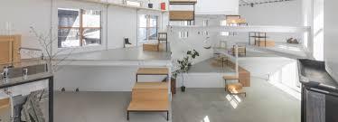 100 Housein On Many Levels House In Miyamoto By Tato Architects