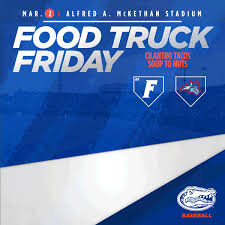 100 Soup To Nuts Food Truck Florida Gators Baseball On Twitter Back To Back CilantroTacos