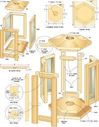 wood candle lantern plans plans diy free download welsh dresser