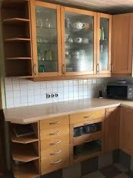 ikea küche buche vollholz mit kühlschrank