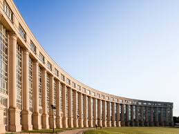 100 Ricardo Bofill Architecture Travel Guide Montpellier France ANTIGONE