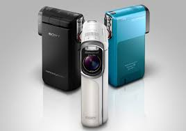 Sony Unveils Waterproof High Definition Pocket Camcorder