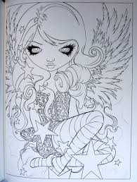 Trixie The Halloween Fairy Book Report by Amazon Com Jasmine Becket Griffith Coloring Book A Fantasy Art
