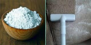 astuce pour nettoyer canapé en tissu bien nettoyer un canapé en tissu avec du bicarbonate lespetitsconseils