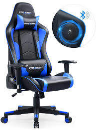 GTRACING Gaming Chair With Speakers Bluetooth Music Video Game Chair Audio  Heavy Duty Computer Desk Chair GT890M 【1 Year Warranty】   Just Home ... Gurugear 21channel Bluetooth Dual Gaming Chair Playseat Bluetooth Gaming Chair Price In Uae Amazonae Brazen Panther Elite 21 Surround Sound Giantex Leisure Curved Massage Shiatsu With Heating Therapy Video Wireless Speaker And Usb Charger For Home X Rocker Vibe Se Audi Vibrating Foldable Pedestal Base High Tech Audio Tilt Swivel Design W Adrenaline Xrocker Connectivity Subwoofer Rh220 Beverley East Yorkshire Gumtree Pro Series Ii 5125401 Black