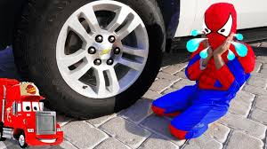 RECKLESS JOKER Crushes SpiderBaby Mack Truck Toys Under Car! W ... 12 Scale Marvel Legends Shield Truck Vehicle Spiderman Lego Duplo Spiderman Spidertruck Adventure 10608 Ebay Disney Pixar Cars 2 Mack Tow Mater Lightning Mcqueen Best Tyco Monster Jam For Sale In Dekalb County Popsicle Ice Cream Decal Sticker 18 X 20 Amazoncom Hot Wheels Rev Tredz Max D Coloring Page For Kids Transportation Pages Marvels The Amazing Newsletter Learn Color Children With On Small Cars Liked Youtube Colours To Colors Spider Toysrus