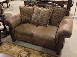 Broyhill Laramie Sofa And Loveseat by Bradington Truffle Loveseat At Ashley Furniture In Tricities