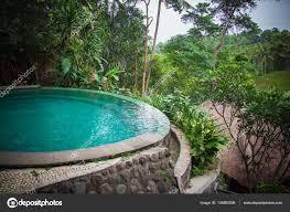 100 Bali Infinity Infinity Pool Stock Photo Transurfer 134982936