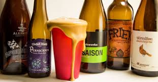 Jolly Pumpkin Bam Biere Saison by 5 Beers You U0027ll Want To Drink On Thanksgiving Day Craft Beer